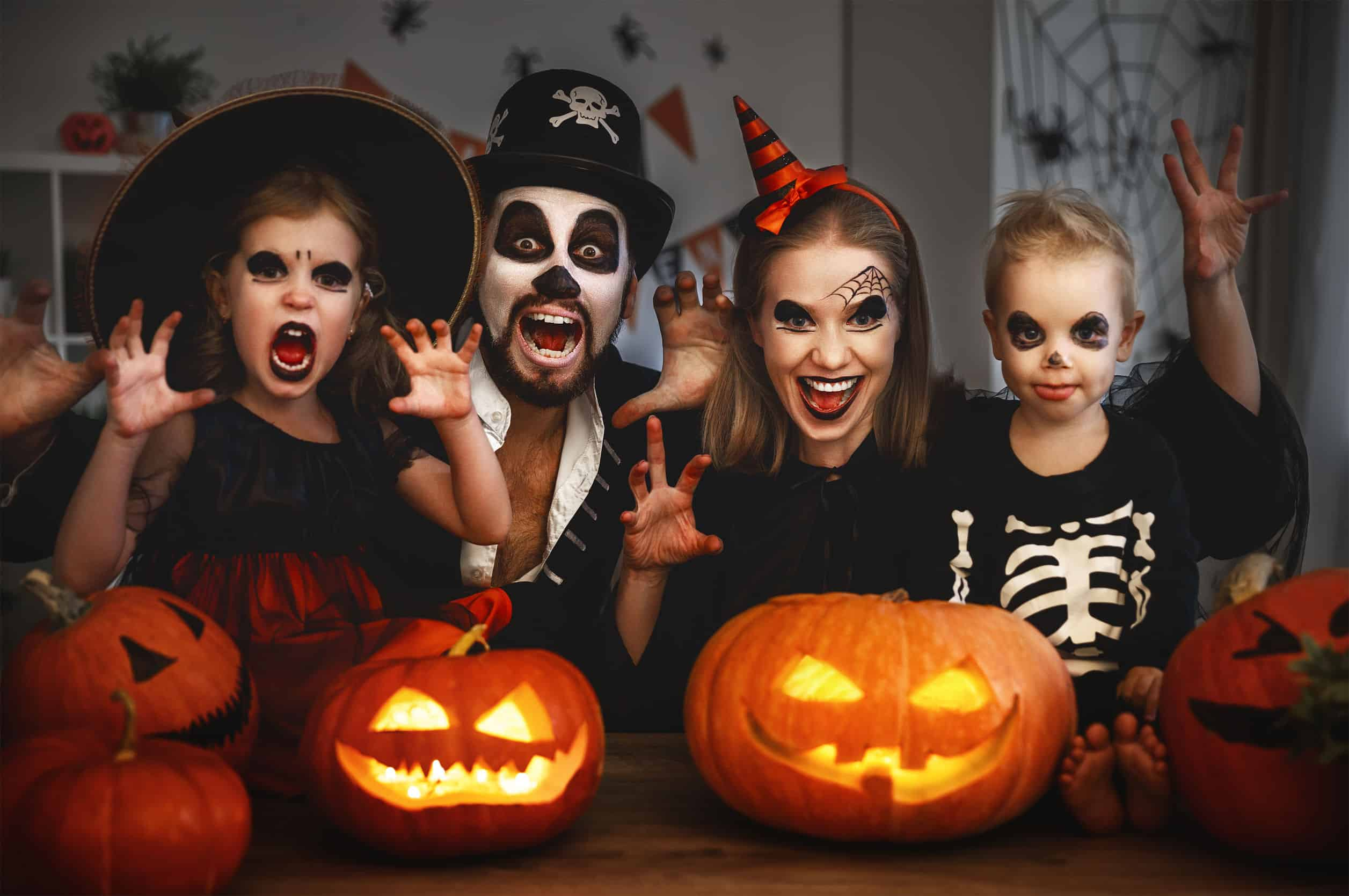 Maquillaje para Halloween: ¿Cuál es el mejor del 2020?