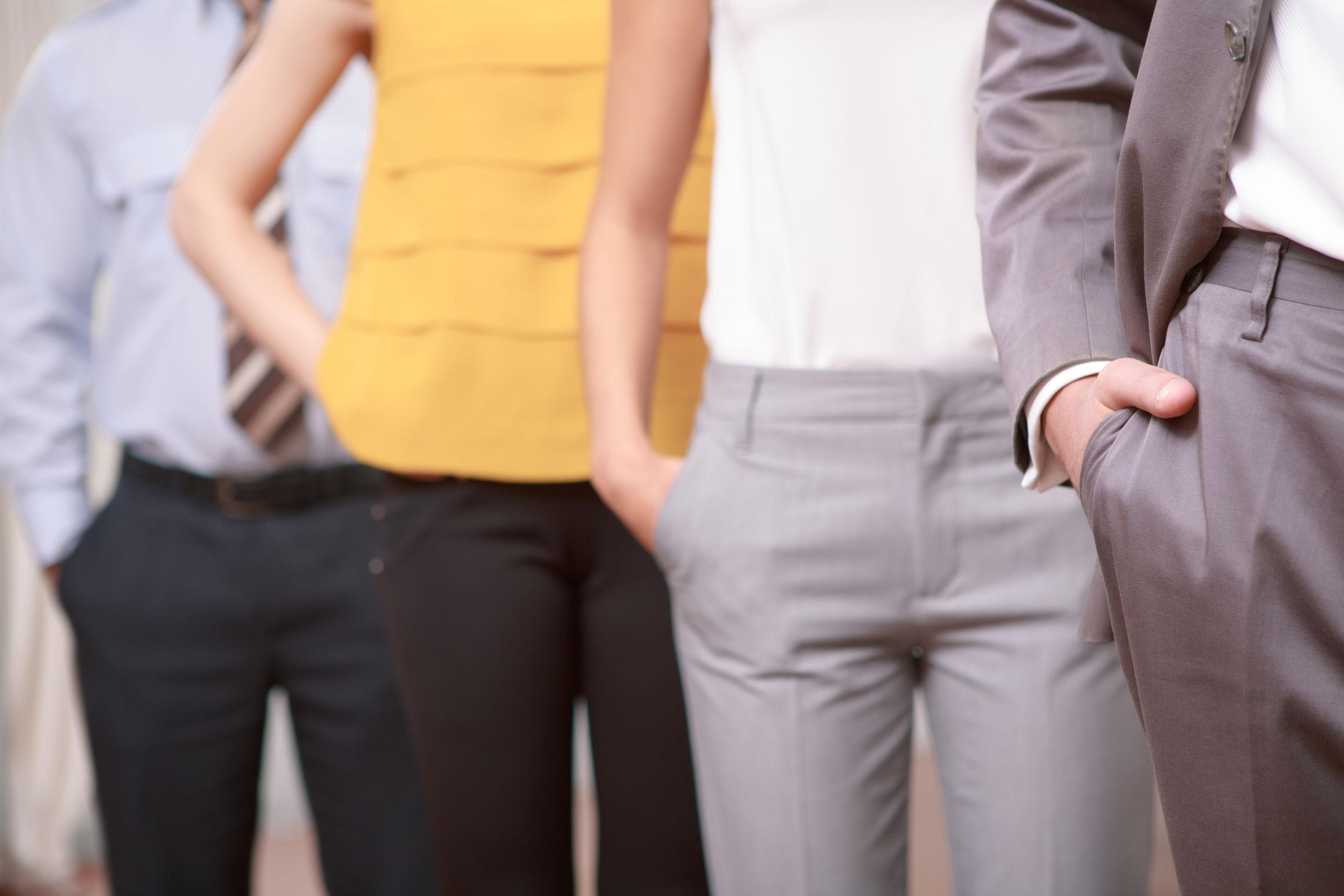 Pantalones De Vestir Cuales Son Los Mejores Del 2021 Zonadamas