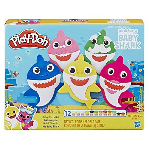 Play Doh Baby Shark Juego para Niños