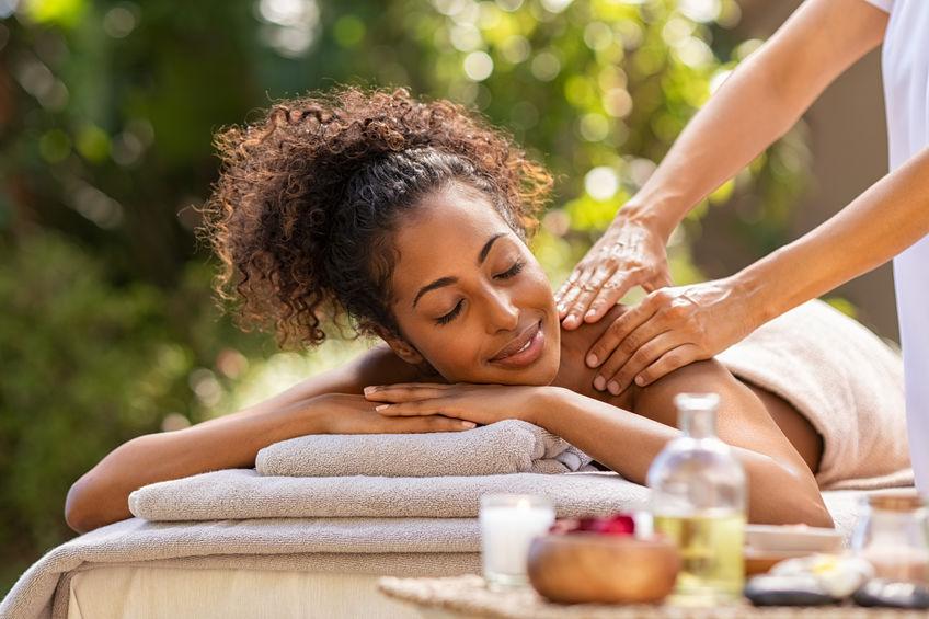 masaje corporal