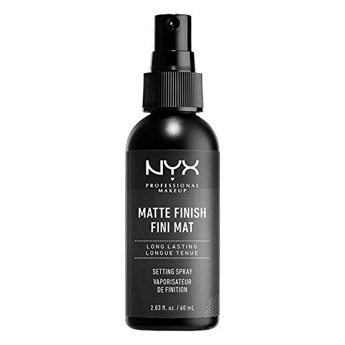 Spray fijador de maquillaje acabado mate, Nyx Professional Makeup ,60ml