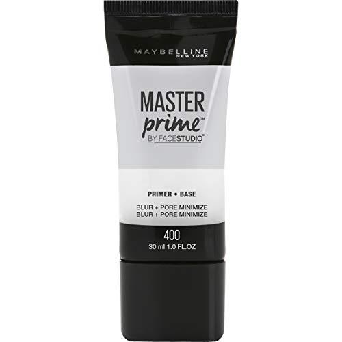 Maybelline Facestudio Master Prime Primer Makeup, Blur + Pore Minimize, 1 fl. oz.
