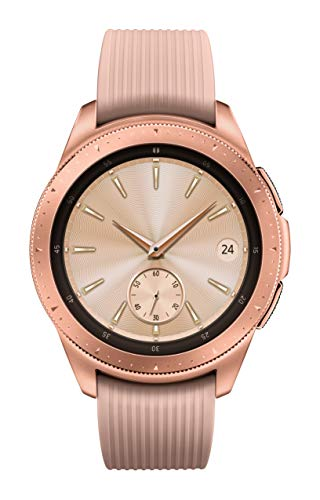 Samsung SM-R810NZDAXAR Galaxy Watch - Reloj Inteligente, Bluetooth, Rosa Dorado (Rose Gold), 42 mm