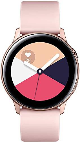 Samsung Galaxy Watch Active Reloj Inteligente Rosa Dorado SAMOLED 2.79 cm (1.1