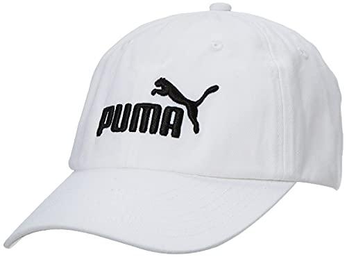 Gorra Puma ESS Cap, Hombre, Blanco, Unitalla