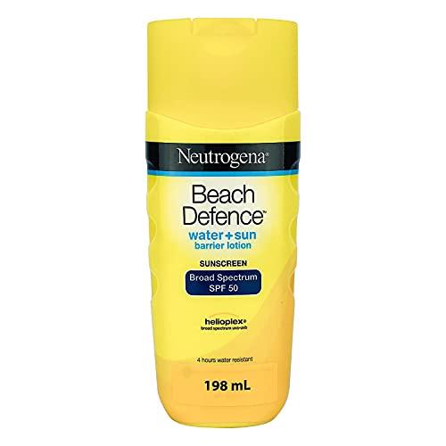 Protector solar Neutrogena Beach defense SPF50 198 ml