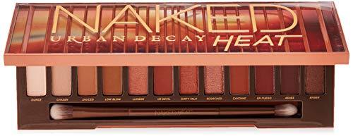 Urban Decay Naked Heat Eyeshadow Palette for Women Eye Shadow 0.6 oz