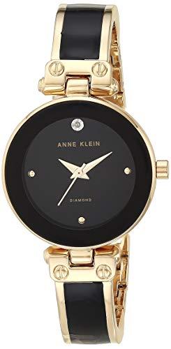 Reloj Anne Klein para Mujer, pulsera de Acero Inoxidable