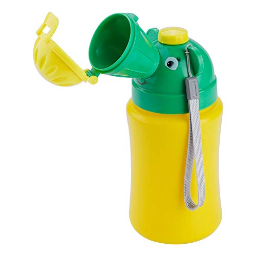 Liineparalle Cómoda para niños Pee portátil Baño higiénico Baño Orinal Escalera para niño y niña Bebé Niño Niño Baño Infantil para Viaje(1#)