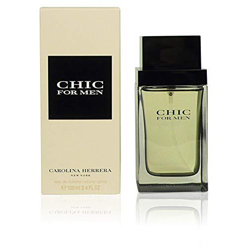 Chic By Carolina Herrera For Men. Spray 3.4 Ounces