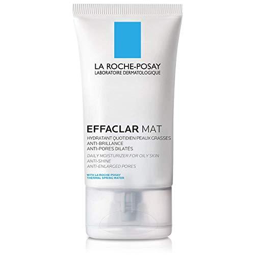 La Roche Posay Effaclar Mat Crema Facial Matificante para Piel Grasa, 40 ml