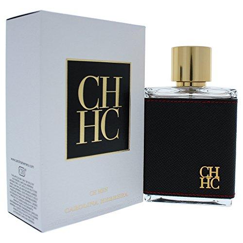 CH by Carolina Herrera for Men - 3.4 oz EDT Spray