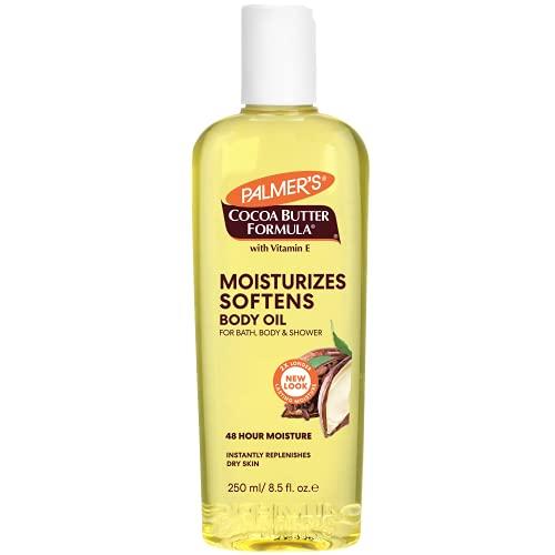 Cocoa Butter Formula with Vitamin E Moisturizing Body Oil by Palmer's for Unisex - 8.5 oz Oil