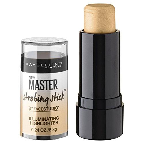 Maybelline Iluminador Master Strobe Stick, Medium, 6.8 g