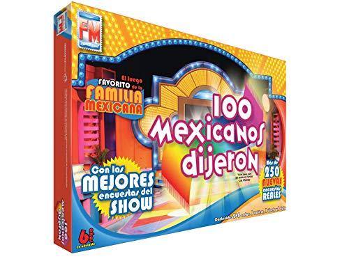 Televisa Juego de Preguntas 100 Mexicanos Dijeron