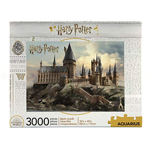 AQUARIUS Harry Potter Hogwarts 3,000pc Puzzle