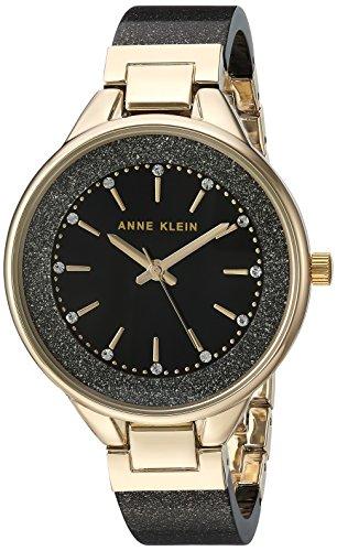 Reloj Anne Klein Swarovski Crystal Accented para Mujer 36mm