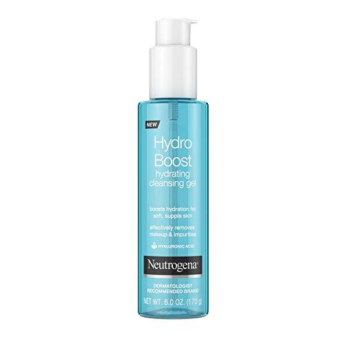 Neutrogena Hydro Boost Hydrating Gel Cleanser, 6 Ounce