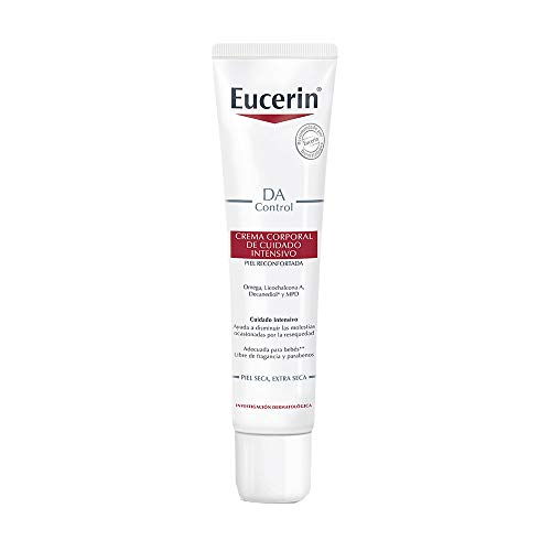 Eucerin Crema Corporal Cuidado Intensivo DA Control, 40 ml