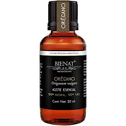 Bienat Aromaterapia Aceite Esencial de Orégano 30mL