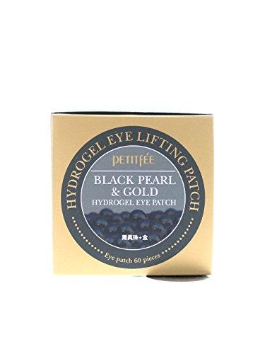 Petitfee Black Pearl & Gold Hydrogel Eye Patch 60 Ea