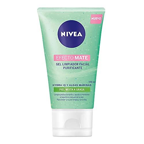 Nivea Gel Limpiador Facial Purificante Efecto Mate,150ml