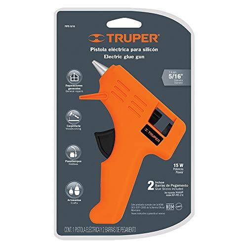 Truper PIPE-5/16, Pistola eléctrica 15 W